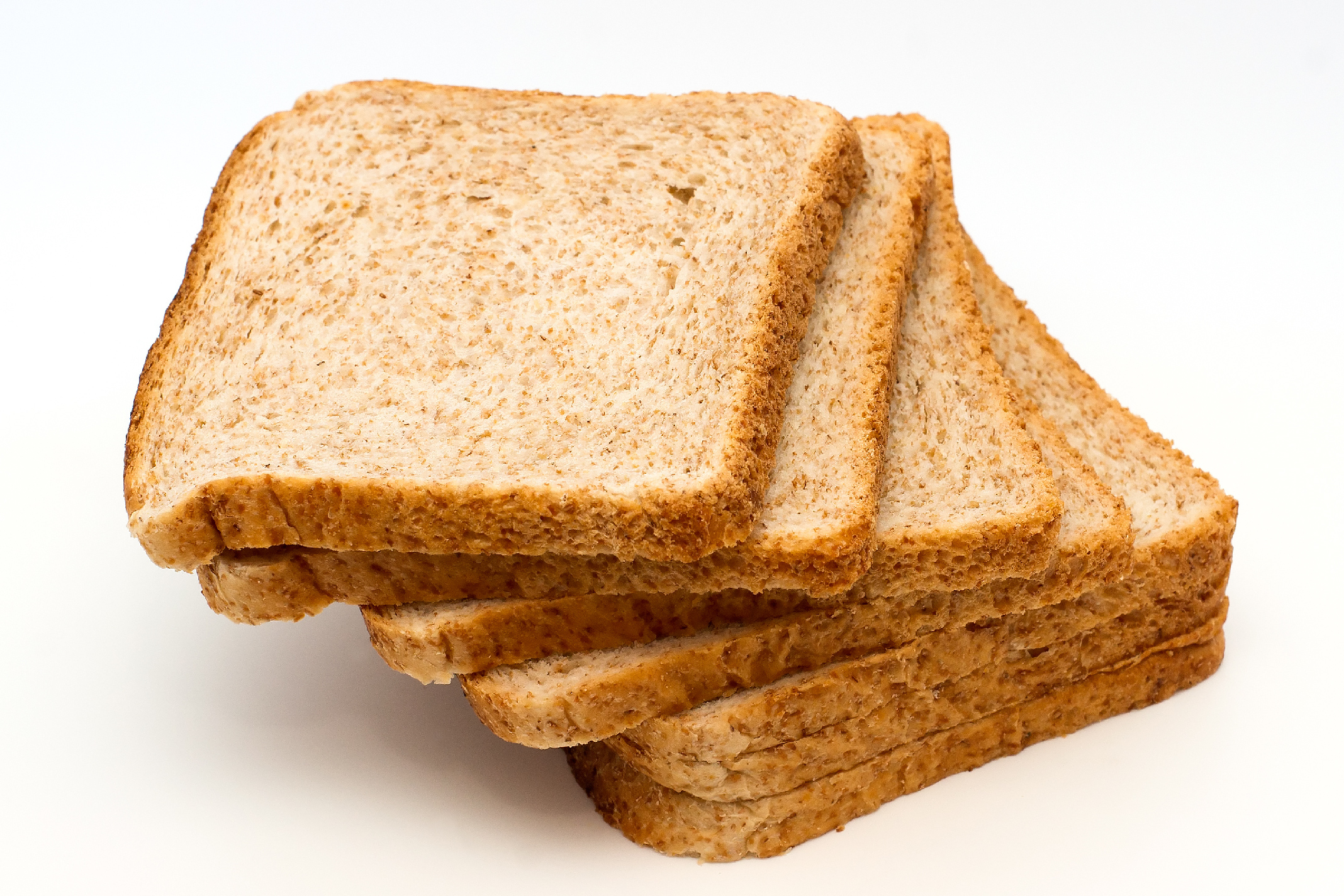 Toast brown bread