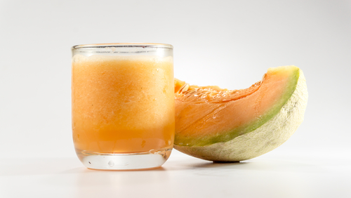 sweet melon juice