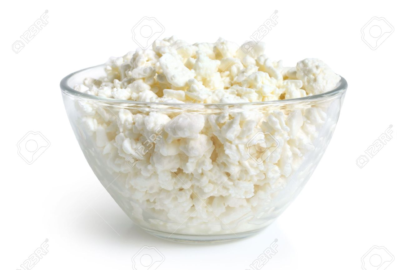 cottage cheese white